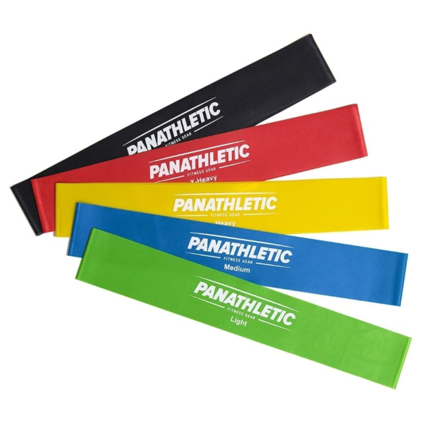 Panathletic Fitnessbänder 5er Set