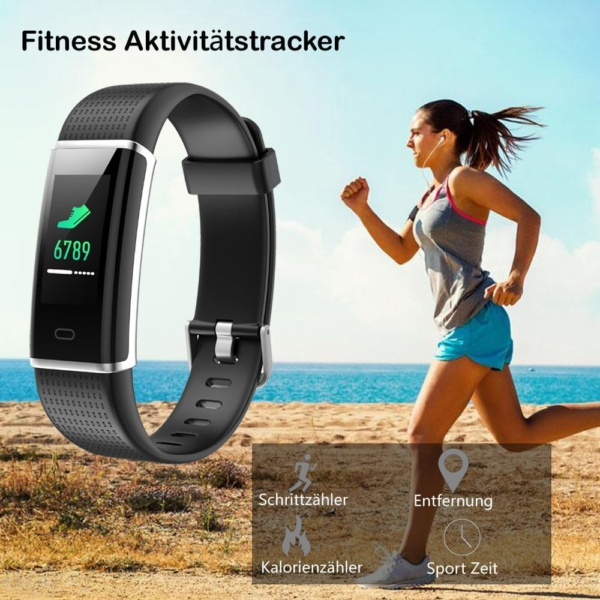 Willful Fitness Armband aktivitätstracker