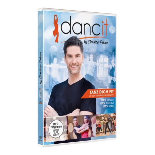 dancit DVD by Christian Polanc