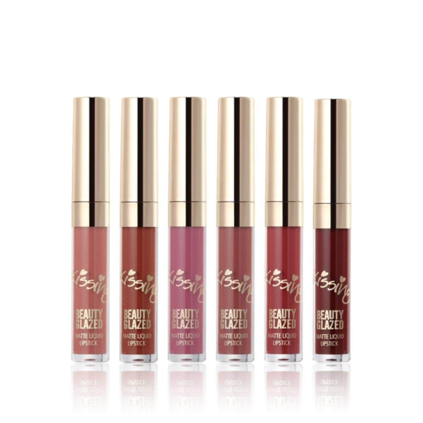 Beauty Glazed Lippenstift Set