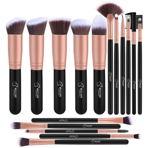 Bestope Make Up Pinsel Set 16 Stück Premium